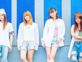 Risky Melody、4thシングル『虹色★time』の全国流通を開始。収録曲をメンバーが解説!!!!