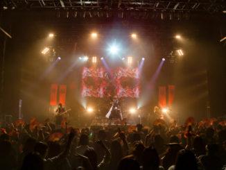 戦国時代-The age of civil wars-、TSUTAYA O-EASTを舞台に初陣を告げた熱狂の戦い!!!!