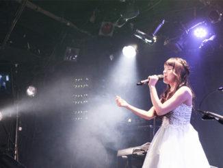 職業アイドルを貫くyoshimi、10周年記念単独公演で数々のバラードを熱唱。訪れた人たちの心に嬉し涙を落していった!。