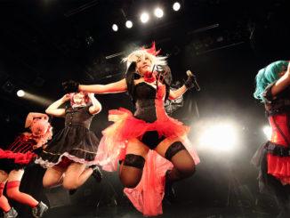 愛夢GLTOKYO、渋谷WWWで結成3周年ワンマンを開催。この汗は宝物だから。