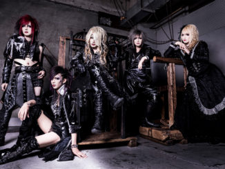 Scarlet Valseに新ギタリストRin(ex:Misaruka)が加入。7月12日のワンマン公演会場限定で、新体制による限定DVD『No.6』を発売!!