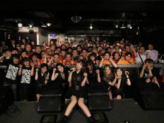 CANDY GO!GO!、満員の主催イベントで,永瀬りかの正規メンバー昇格を発表。次は、8月26日・TSUTAYA O-Crestでのワンマン公演だ!!!!!!!