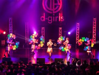 「わたしの生きる証になったよ」、d-girls、マイナビBLITZ赤坂公演に700人を越す仲間たちを動員。当日の熱狂と感動をレポート!!