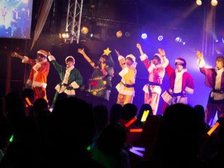 """新世紀えぴっくすたぁネ申『えぴばん""""クリスマスパーティー""""』で魅せたアツいクリスマスライブ!"""