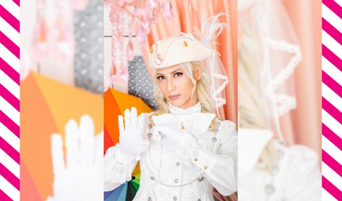 """「奇跡の40歳」ことPsycho le CémuのYURAサマ、中年(40歳)を目前にして初のソロアルバム『Colorful Life♪』を発売!!。YURAサマ、なんて情けないくらい""""いい人""""なの?!"""