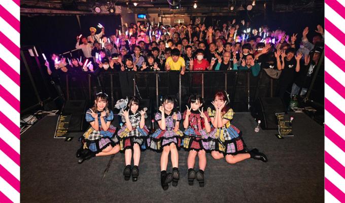 HOT DOG CAT、2ndワンマンライブの場で新たな発表。次のワンマンは雛祭りの日に渋谷WWWだ!!!!!