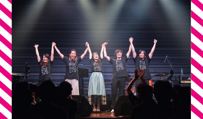 yoshimiがアイドル活動を始めてから丸12年。デビュー12周年を祝うワンマン公演の模様をレポート。2020年の新たな動きも報告!!
