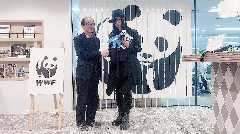 13、ASAGI × WWFジャパン