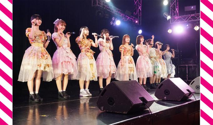 「Spring Typhoon Festival@Shinjuku ReNY」ライブの模様をレポート!!!!